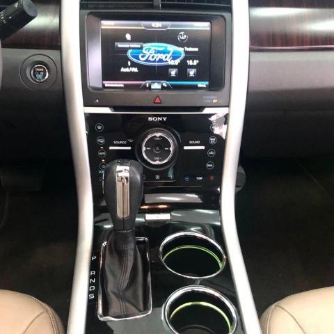 FORD EDGE 2014/2014 3.5 LIMITED VISTAROOF AWD V6 24V GASOLINA 4P AUTOMÁTICO - Foto 6