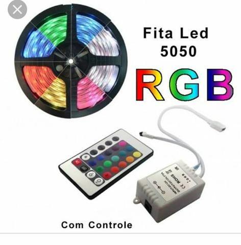 Luminária de LED - Foto 2