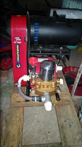 Lavadora Lava Jato de 300 libras 2HP - Chiaperini LJ 3000 - Foto 3