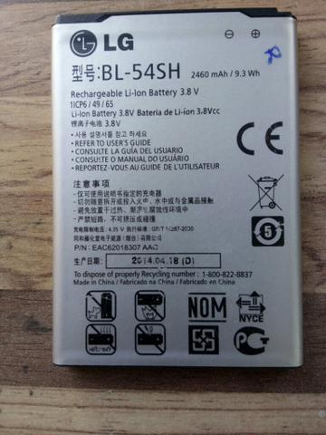Bateria de celular original