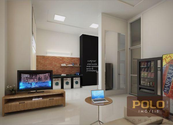 Apartamento  com 2 quartos no Metropolitan Business & Lifestyle - Bairro Jardim Goiás em G - Foto 8