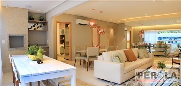 Apartamento  com 3 quartos no RESIDENCIAL ESSÊNCIA HOME CLUB - Bairro Jardim América em Go - Foto 3