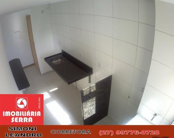 SCL -58 - Lazer Completo - Alugo Apartamento de 2quartos no SerraMar - Foto 11
