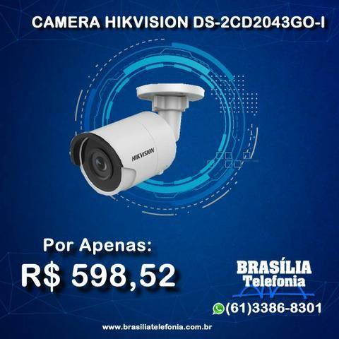 Câmeras de segurança Hikvision - Foto 4