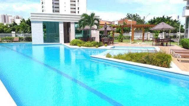 (JR) Lindo Apartamento no Cocó 95m² - 3 Quartos,( 2 Suíte ) + Moveis Projetados - 2 Vagas
