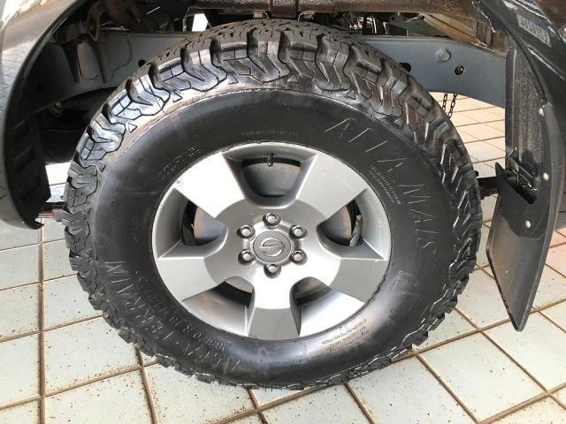 Nissan Frontier SE ATtaCK 2.5TDI_ExtrANovA_LacradAOriginaL_ReViSadA_ - Foto 11