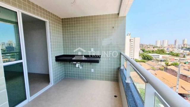 (ESN tr50177) Apartamento Saint Denis 86m 3 quartos 2 vagas B. de Fatima - Foto 2
