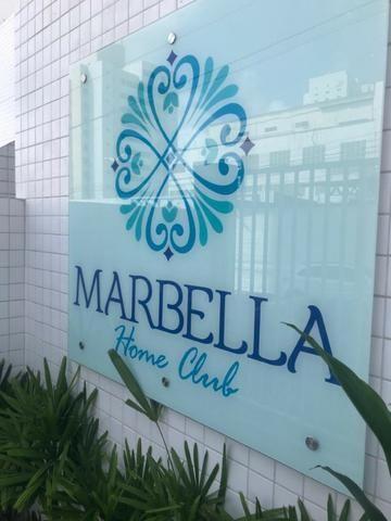 Marbella Home Club, Novo, 110m2, 3 Suítes, DCE, 2 Vagas e Lazer Completo. - Foto 18