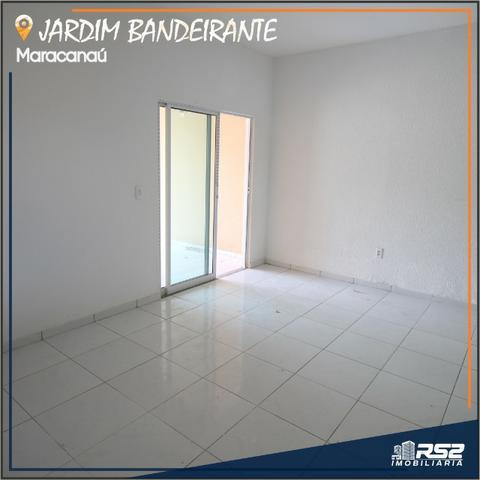 Casa Plana de 3 Quartos - Jardim Bandeirante - Documentos Inclusos - Foto 8
