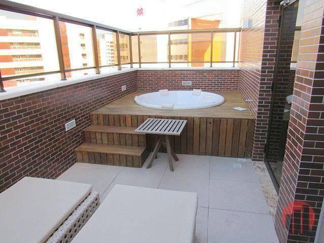 Apartamento com 3 dormitórios para alugar, 92 m² por R$ 2.100/mês - Papicu - Fortaleza/CE - Foto 16