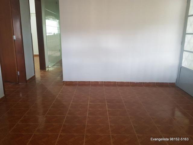Casa de 3 Quartos na Laje - Aceita Financiamento e fgts - Ceilândia QNP 15 - Foto 11