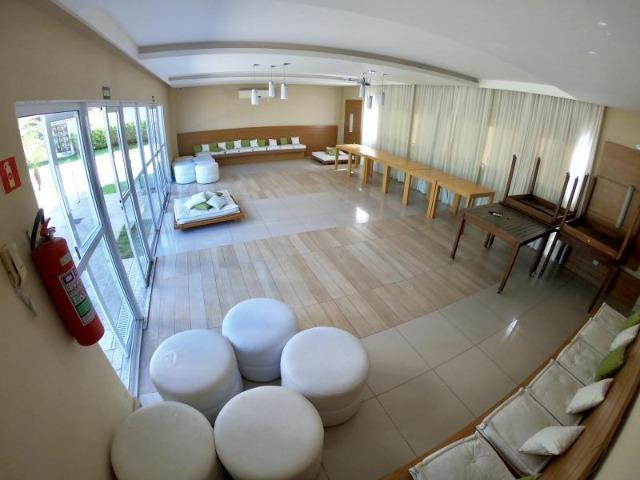 Lindo Apartamento 3 Quartos com Suíte Montado no Condomínio Villaggio Manguinhos - Foto 15