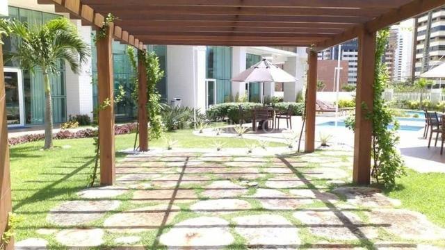 (JR) Lindo Apartamento no Cocó 95m² - 3 Quartos,( 2 Suíte ) + Moveis Projetados - 2 Vagas - Foto 8