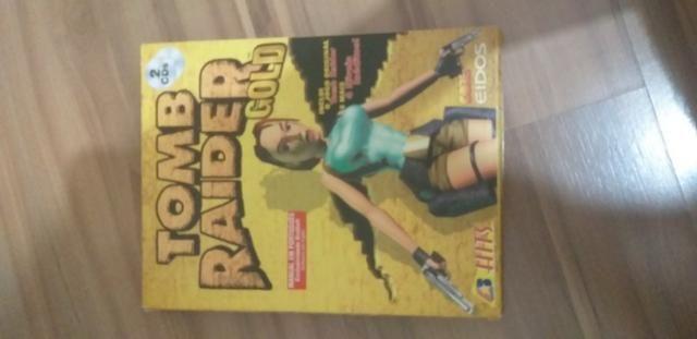 Tomb Raider Gold