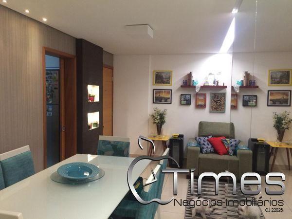 Apartamento  com 3 quartos - Bairro Setor Nova Suiça em Goiânia