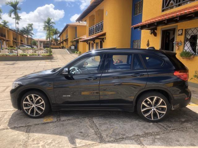 BMW X1 25i blindada - Foto 4