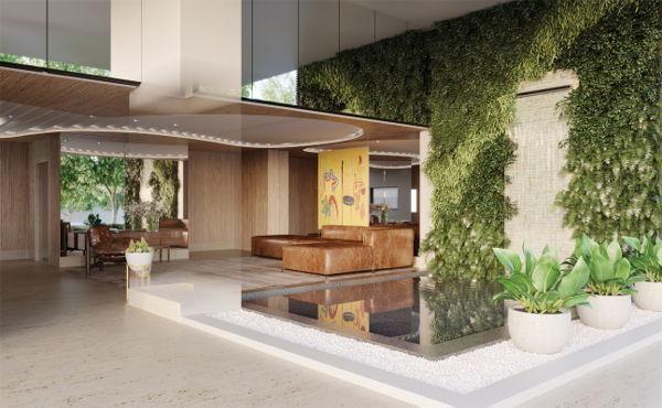Apartamento  com 4 quartos no Residencial Vitreo - Bairro Setor Marista em Goiânia - Foto 10