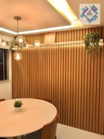 Apartamento com 3 dormitórios à venda, 127 m² por R$ 429.000 - Engenheiro Luciano Cavalcan - Foto 20