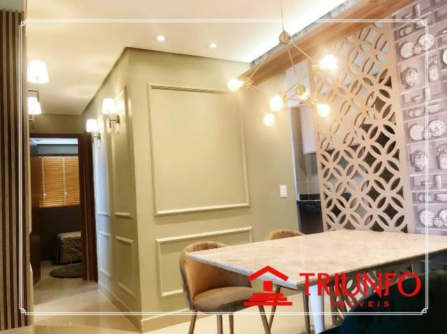 (JG) (TR 18.528) Apto. Luc.Cavalcante,70M², 3Quartos,2 Suites,Sala E/J, V.Gourmet,Lazer - Foto 14