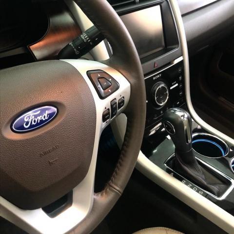 FORD EDGE 2014/2014 3.5 LIMITED VISTAROOF AWD V6 24V GASOLINA 4P AUTOMÁTICO - Foto 3