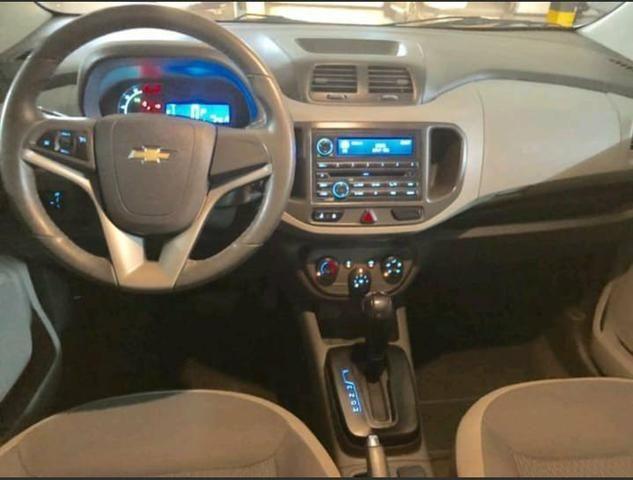 Spin LT 2015 Automática kit GNV 17,5m3 instalado, 5 lugares - Foto 5