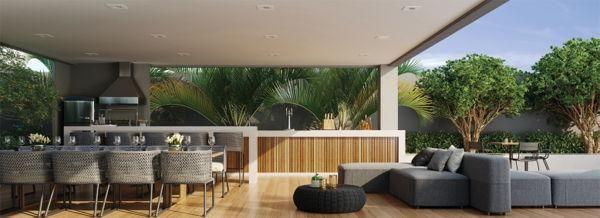 Apartamento  com 4 quartos no Residencial Vitreo - Bairro Setor Marista em Goiânia - Foto 12