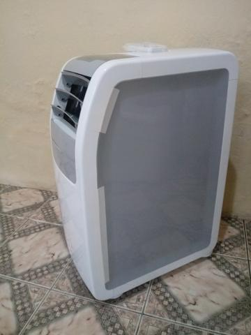 Central de ar condicionado portátil eletrolux 12 000 btus