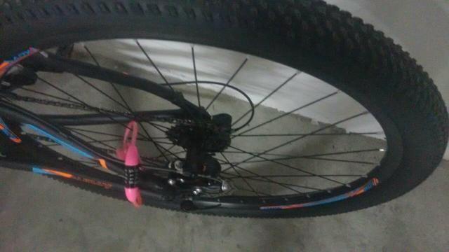 Bicicleta Audax havok tx aro 29 - Tam 17 - 21 vel - Foto 4