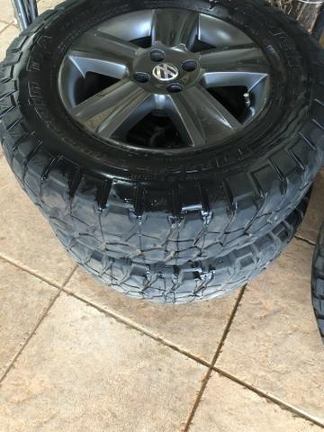 4 pneus BF MUD - Foto 3