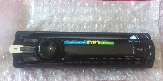 Toca CD SONY COM USB E CONTROLE REMOTO - Foto 2