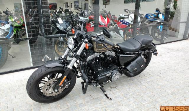 Harley Davidson XL 1200 X Forty Eight - Foto 2