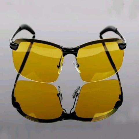 Óculos para dirigir dia e noite polarizado UV 400 - Bijouterias ... 99afda22e9