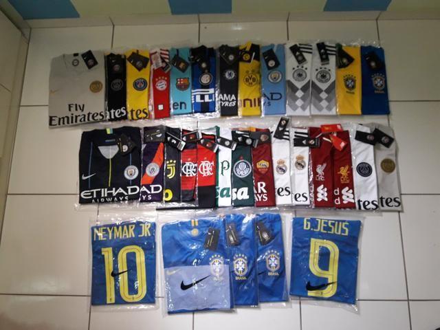 eb6abaa875 Camisas Times de Futebol - Roupas e calçados - Fazenda Aricanduva ...