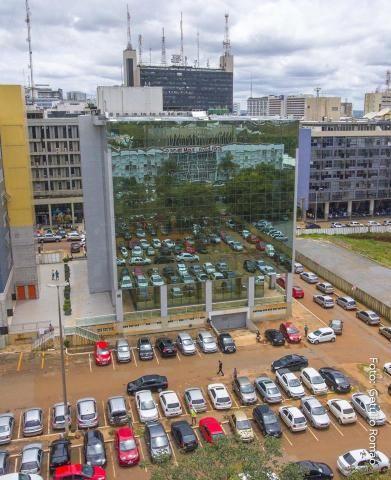SRTVS Q 701 - Prédio inteiro 10.141m², único no centro de Brasília
