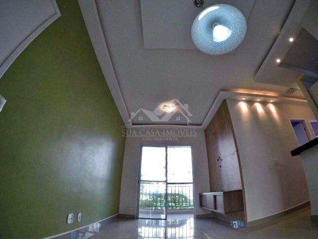WC - Apartamento no porcelanato mais quintal privativo - ES - Foto 5