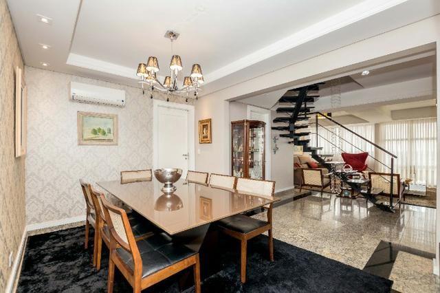 AT0001-Apartamento Triplex com 4 quartos, 2 vagas - Rebouças/Curitiba - Foto 12