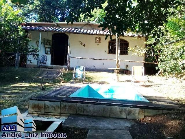 Casa ampla e independente na Ilha de Itacuruçá-RJ ( André Luiz Imóveis )