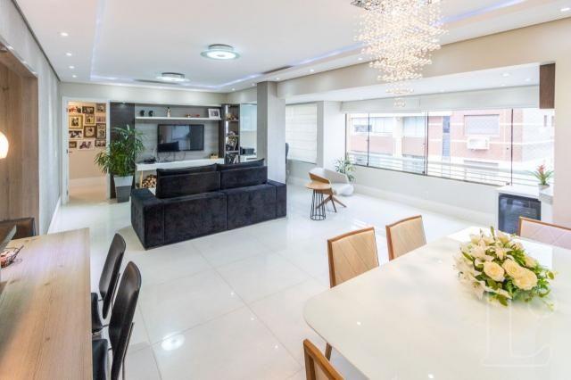 Apartamento à venda com 3 dormitórios em Menino deus, Porto alegre cod:LU270983 - Foto 8