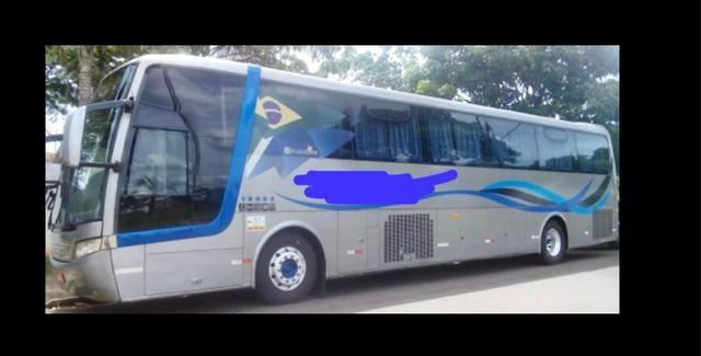 Vendo ônibus trabalhando com contrato no Mato Grosso do Sul