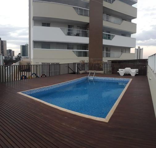 Apartamento todo mobiliado Ed Guiomar Rezende suíte+2quartos - Foto 18
