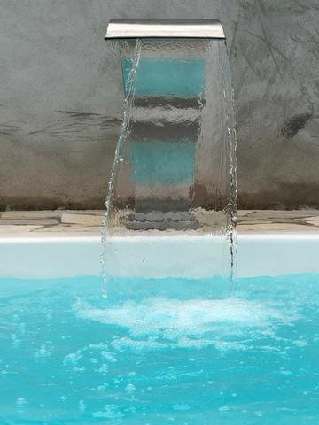 Aluga se p/ diárias Casa com piscina comporta 15 pessoas - Foto 10