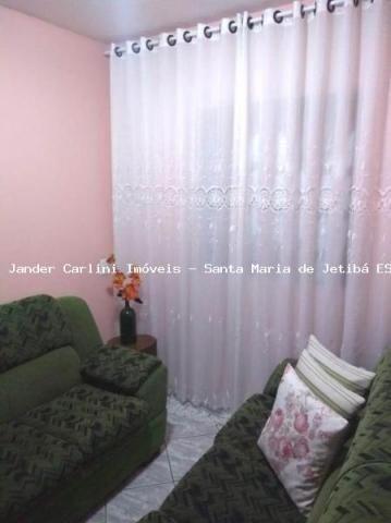 Casa para Venda em Santa Maria de Jetibá, Centro, 2 dormitórios, 2 banheiros, 1 vaga - Foto 2