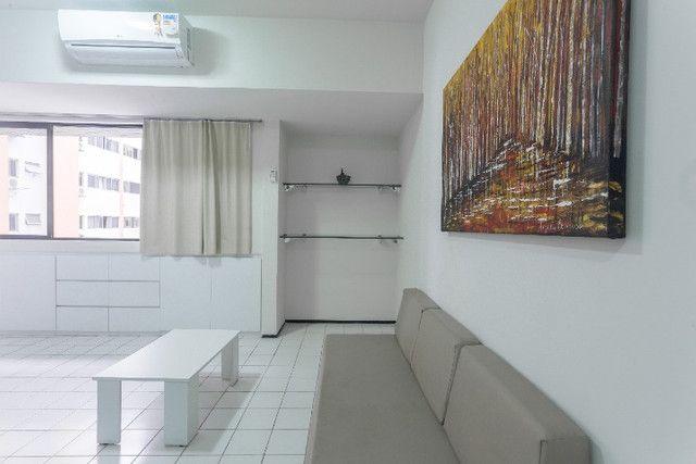 Flat 207, aluguel, possui 50 m2, 1 quarto, em Boa Viagem - Recife - PE, 100% climatizado - Foto 2
