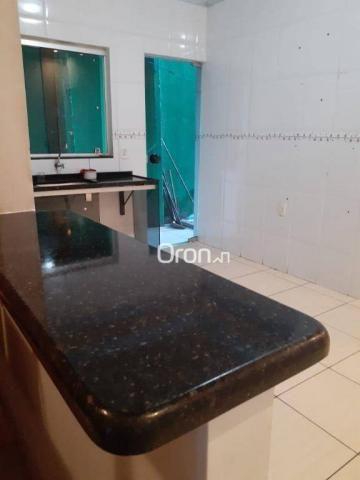 Sobrado com 5 dormitórios à venda, 266 m² por R$ 371.000,00 - Granja Cruzeiro do Sul - Goi - Foto 3