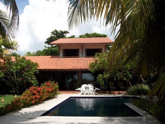 Casa à venda com 5 dormitórios em Tamandare, Tamandare cod:V248