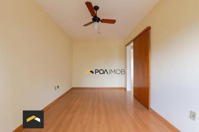 Apartamento com 2 dormitórios para alugar, 75 m² por R$ 2.130,00/mês - Rio Branco - Porto  - Foto 14