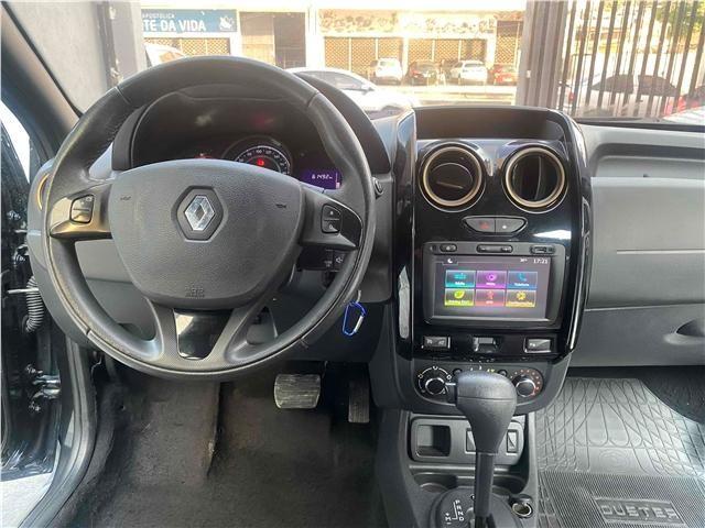 Renault Duster 2.0 dynamique 4x2 16v flex 4p automático - Foto 12