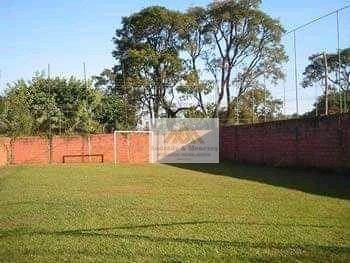 Chácara com 2 dormitórios para alugar, 2500 m² por R$ 2.500,00/mês - Recreio Internacional