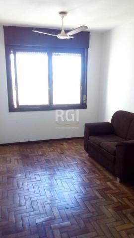 Apartamento à venda com 1 dormitórios em Vila ipiranga, Porto alegre cod:5767