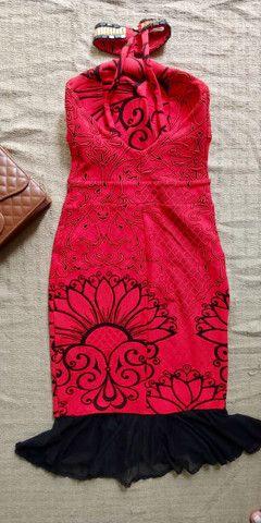 Vendo vestido usado apenas uma vez - Foto 4